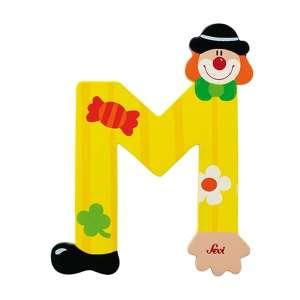 Sevi Fa betű bohócos - M #sárga 30305011