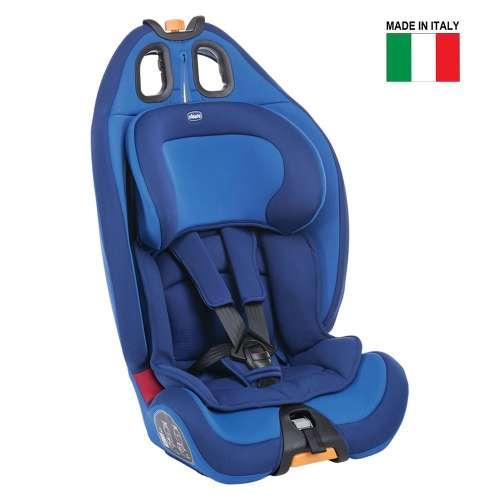 Chicco Gro-Up 1/2/3 biztonsági Autósülés 9-36kg #kék
