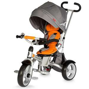 Coccolle Giro Tricikli #szürke-narancssárga 30308867