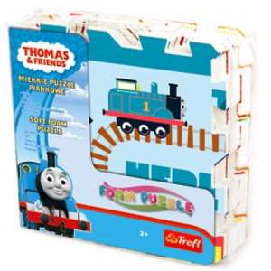 Thomas a gőzmozdony szivacs Puzzle 30309217 Szivacs puzzle