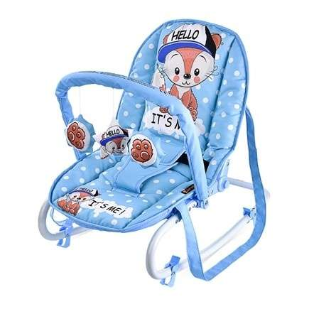 Lorelli Top Relax pihenőszék #kék Baby Fox 2018
