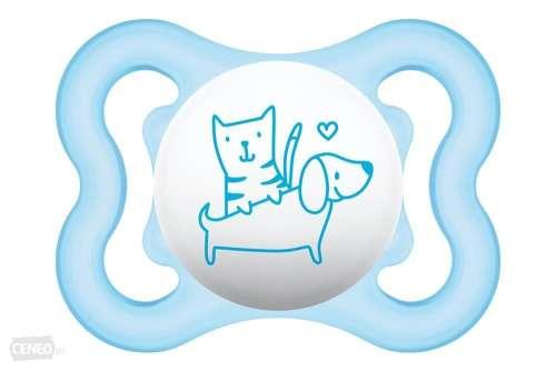 MAM Mini Air 0hó+ #kék kutya