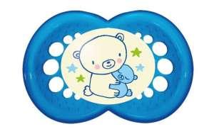 MAM Night Altatócumi 6 hónapos kortól #kék macis 30312233