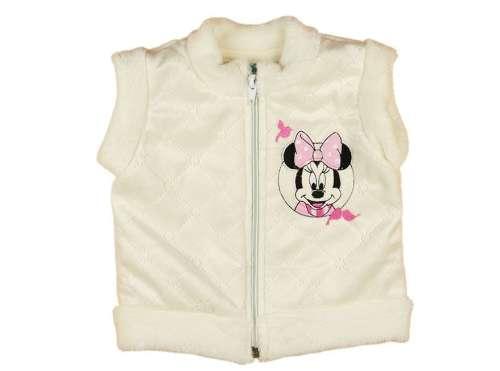 Disney wellsoft Mellény - Minnie Mouse #bézs