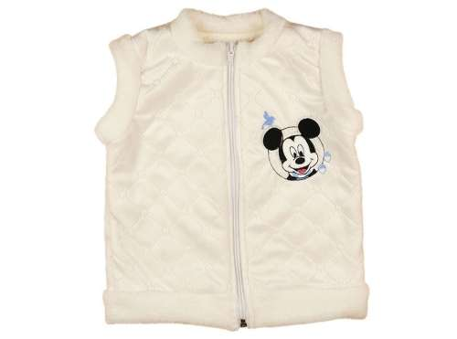 Disney wellsoft Mellény - Mickey Mouse #bézs