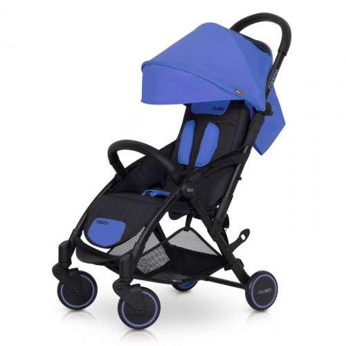 EasyGo Minima Sportbabakocsi - Sapphire #kék-fekete