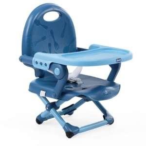 Chicco Pocket Snack székmagasító Etetőszék #kék 30308718 Etetőszék