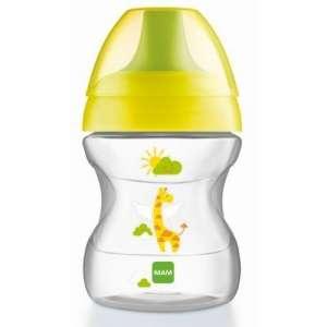 Mam Learn to drink cup - ivástanuló pohár 190ml 6hó+ #sárga  30308761