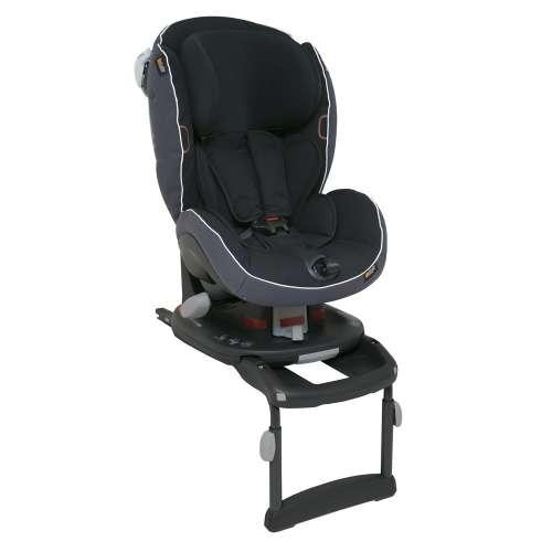 Besafe iZi Comfort X3 ISOFIX 9-18kg Autósülés #szürke-fekete