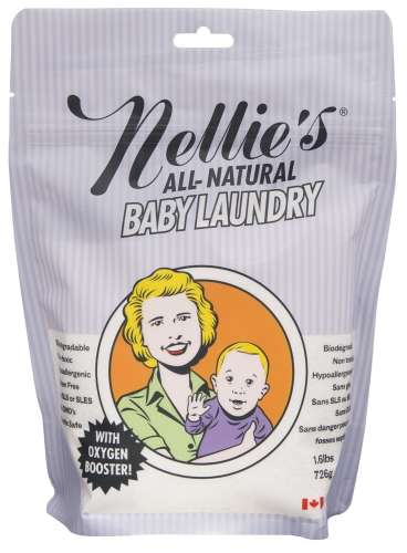 Nellie's All Natural - babamosópor