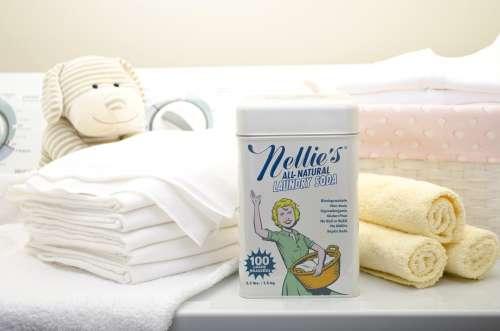 Nellie's All Natural - mosópor