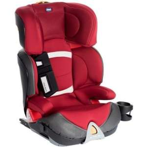 Chicco Oasys 2-3 Evo Fixplus biztonsági Autósülés 15-36kg #piros 30313140