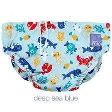 BambinoMio Úszópelenka - Óceán #kék 30308423
