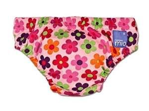 BambinoMio Úszópelenka - Virág #rózsaszín 30306288 Úszópelenka