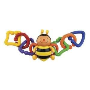 K's Kids láncfűző Játék - Méhecske 30305764 K's Kids Fejlesztő játék babáknak