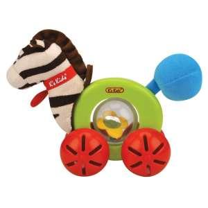 Ks Kids Ryan a guruló - zebra 30436630