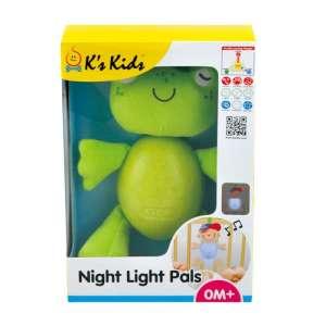 Ks Kids Béka világító zenélő szundi pajtás 30308504