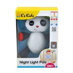 Ks Kids Panda világító zenélő szundi pajtás 30310450