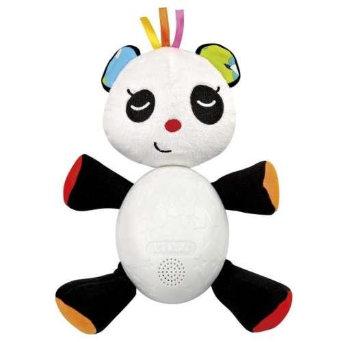 Ks Kids Zenélő plüss - Panda #fekete-fehér