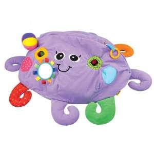 Ks Kids Polip plüss foglalkoztató 60 színes labdával 30312344