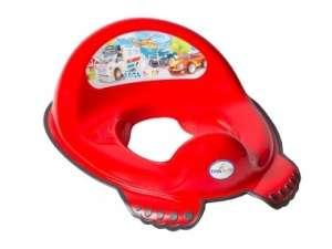 Tega Baby WC szűkítő #piros autó 30304507