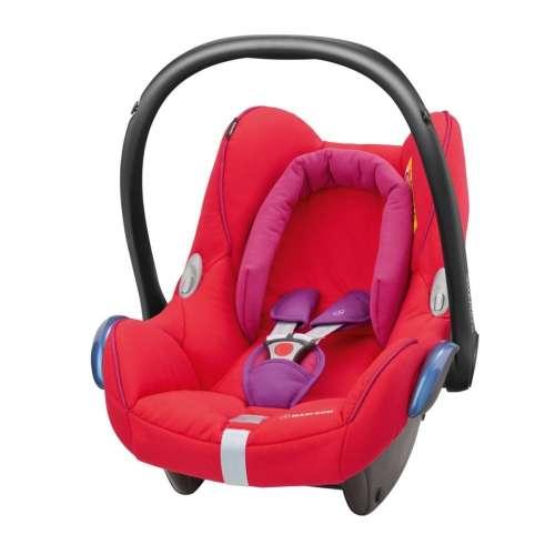 Maxi-Cosi CabrioFix #0-13kg autóshordozó - Red Orchid #piros