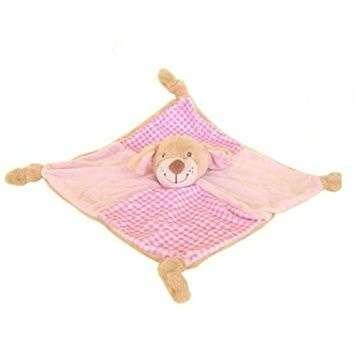Baby Keel alvókendő #rózsaszín - kutyus