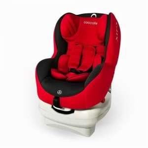 Coccolle Mira-fix 0-18kg Biztonsági Autósülés #piros 30309837