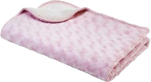 Baby Dan Takaró #világos-rózsaszín