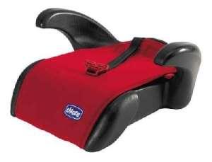 Chicco Quasar Plus Ülésmagasító 15-36kg #piros-fekete 30306877 Ülésmagasító