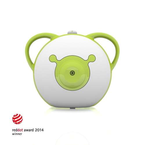 Nosiboo Elektromos Orrszívó #zöld
