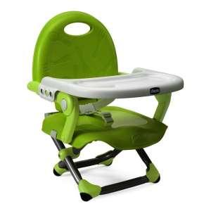 Chicco Pocket Snack Székmagasító Etetőszék #zöld 30308702 Etetőszék