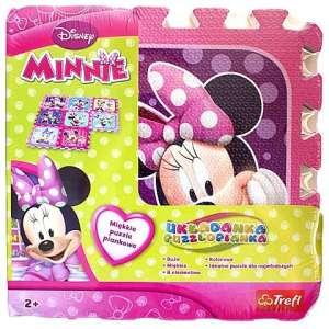 Trefl Szivacs puzzle 8db - Minnie Mouse