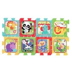 Fisher-Price habszivacs Puzzle - Dzsungel móka 30311989