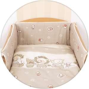 Ceba Baby 5 részes Babaágynemű #barna  30309056