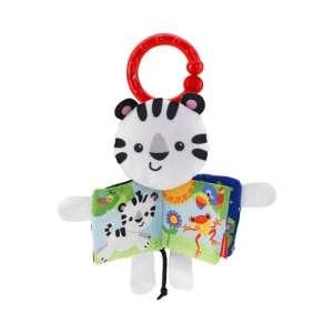 Fisher Price tigris pajtás puhakönyvvel 30307113 Fejlesztő játék babáknak