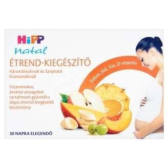Hipp Natal étrend-kiegészítő 3x200ml