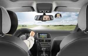 Reer biztonsági visszapillantó tükör 30307296 Visszapillantó tükrök