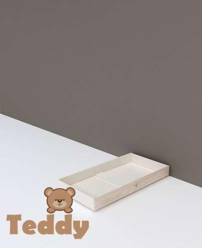 Todi Teddy gurulós Ágyneműtartó #szilfa-bézs 70x140cm 30308864