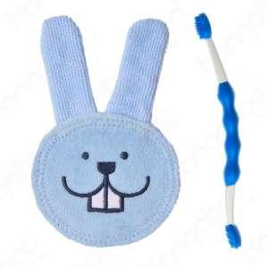Mam Oral care set Fogíny-és Fogápolási szett #kék 30308243 Fogkefe, fogdörzsölő, fogápolási szett