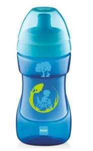 Mam Sport Cup Ivópohár 330ml #kék 30309090 Itatópohar, pohár, kulacs