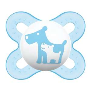 Mam Start 0-2hó cumi #kék - kutyus 30329276