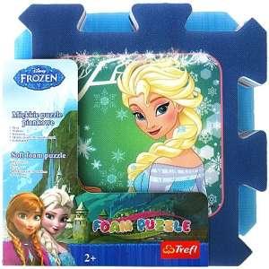 Trefl Szivacs puzzle 8db - Jégvarázs 30311417 Szivacs puzzle