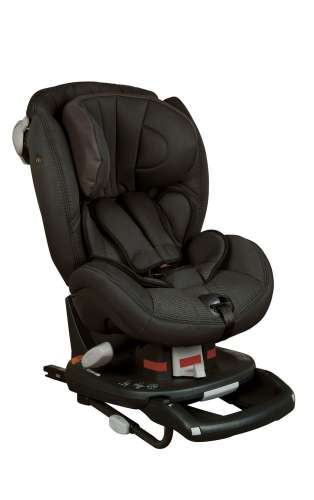 Besafe iZi Comfort X3 ISOFIX 9-18kg Autósülés #fekete
