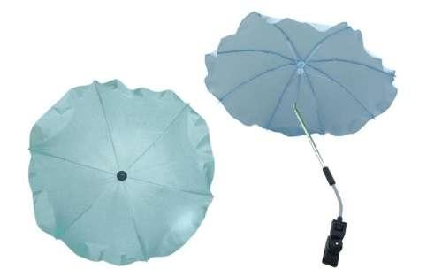 Univerzális napernyő Babakocsihoz #világoskék