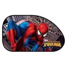 Disney autós napárnyékoló 2db-os XL - Spiderman 30308113