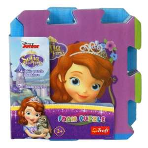 Habszivacs Puzzle - Szófia hercegnő 30308129 Szivacs puzzle