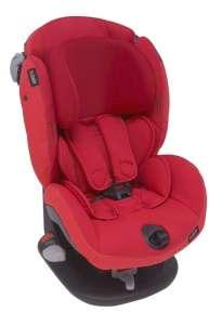 BeSafe iZi Comfort X3 Biztonsági Autósülés 9-18kg #piros 30310217