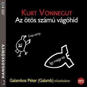 Az ötös számú vágóhíd - Hangoskönyv - Mp3