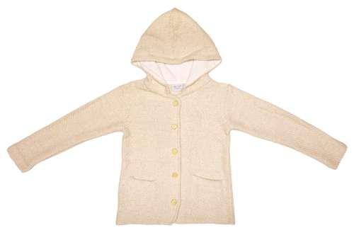 Lányka kötött pulóver (méret: 86-110)